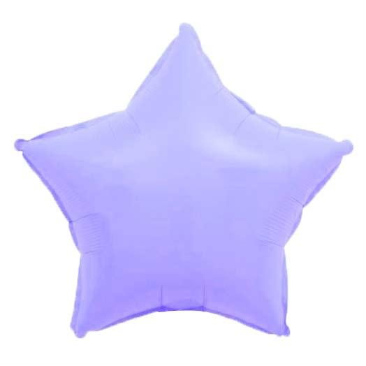 Kit 10 Balões Coloridos Estrela Candy