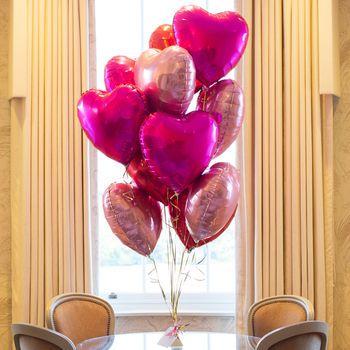 Especial Dia dos Namorados - 10 Balões