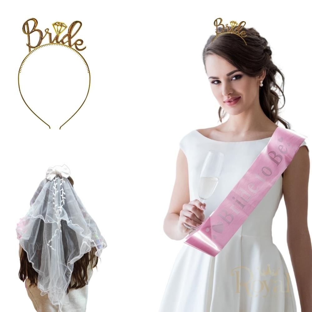 Kit Despedida de Solteira / Bride to Be