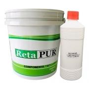 Cola PU RetaPur para colagem de assoalho envernizado