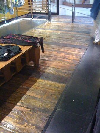 Assoalho Madeira Demolição Peroba Rosa 2cm x 13cm x 1,20m a 4,0m