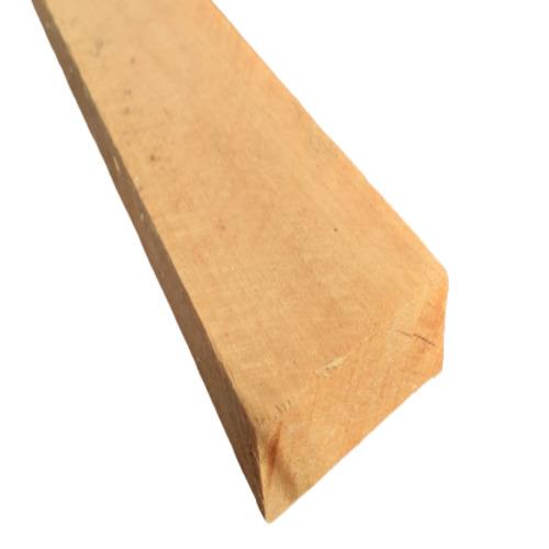 """Caibro 2"""" x 2"""" Madeira Itaúba (5cm x 5cm) Viga Telhado"""
