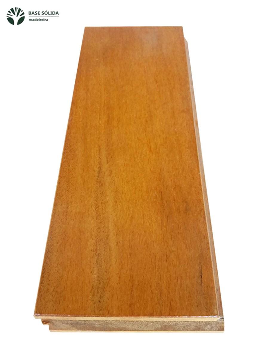 Promoção Assoalho Garapeira Envernizado 1,7cm x 10cm x 30cm à 2,10m