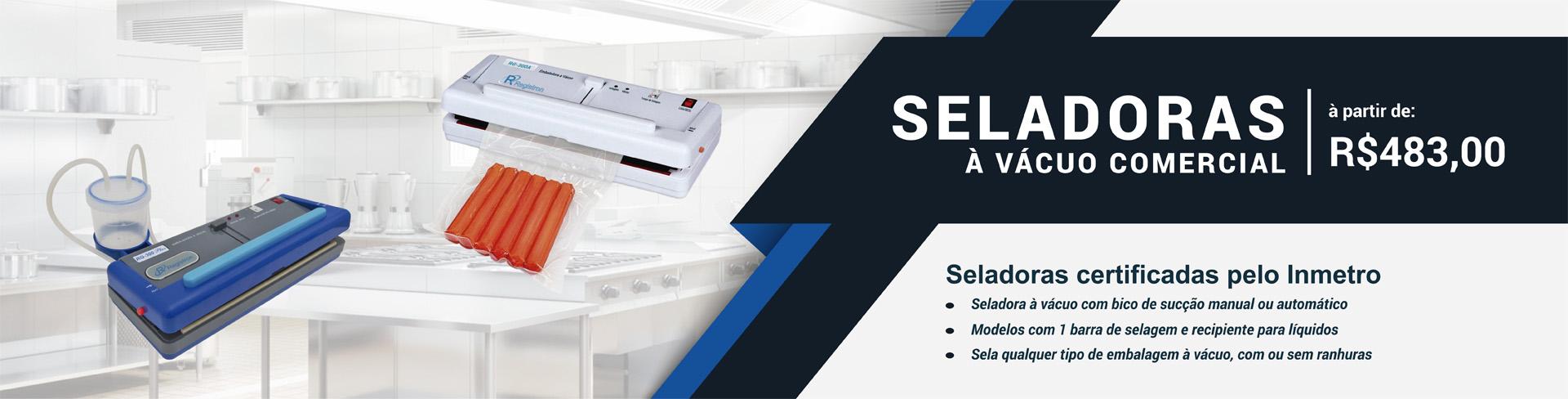 seladora inmetro