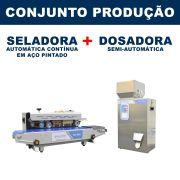 Dosadora e Seladora Automática (RG-FZ500 - RG-900A)