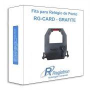 Fita para Relógio de Ponto RG-CARD / GRAFITE