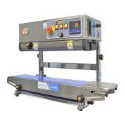 Seladora Automática Contínua em Inox Vertical RG-900V