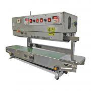 Seladora Automática Contínua com Datador RG-980WF - Vertical
