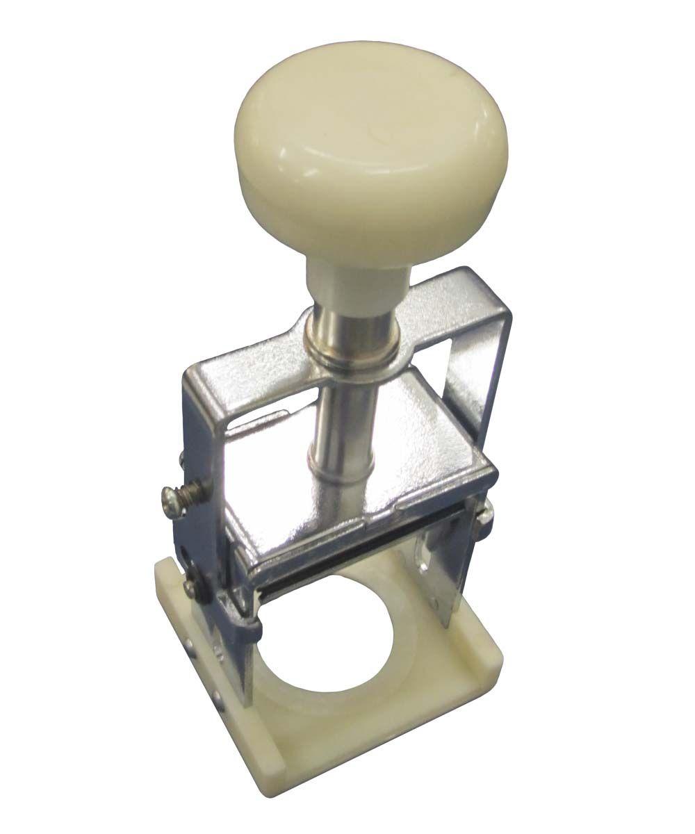 Carimbo Datador Para Tampas RG-C3 - 4mm