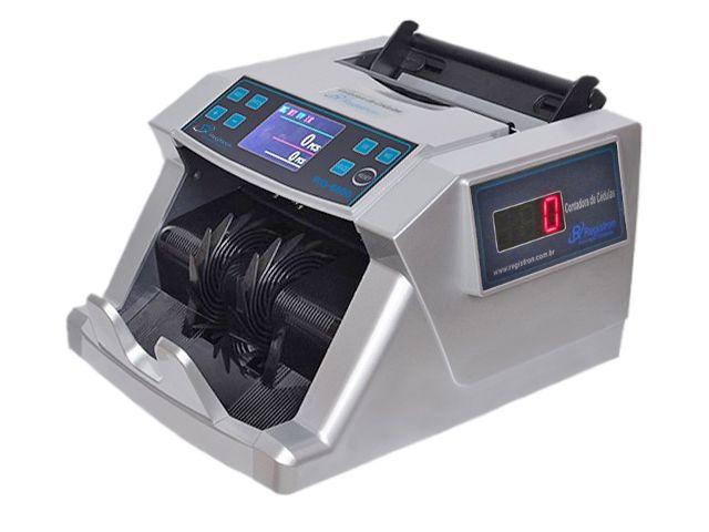 Contadora e Somadora de Cédulas RG-6800 - Bivolt