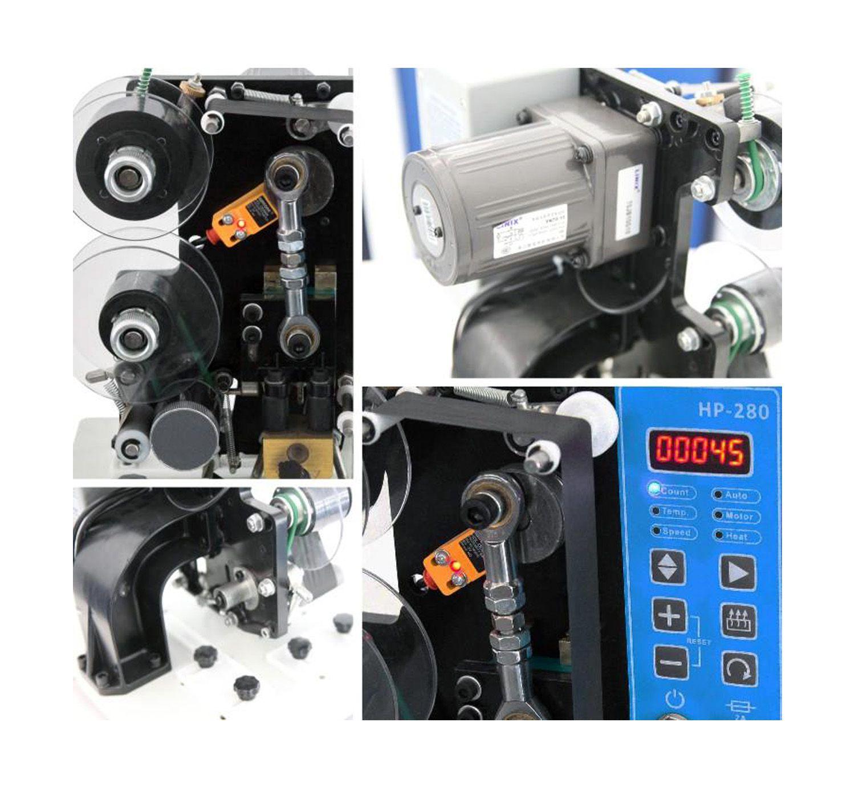 Datador Automático RG-280P - 220V