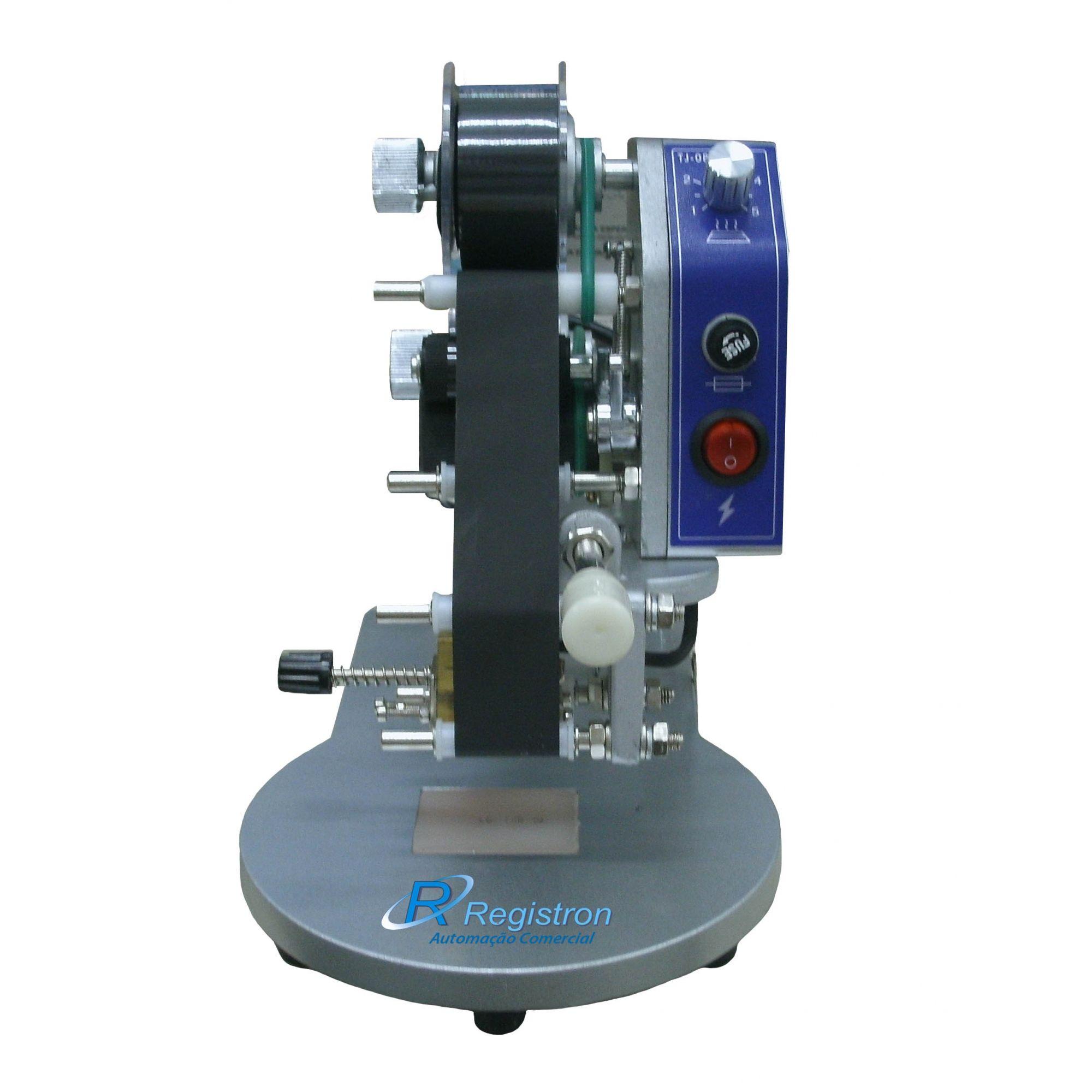 Datador de Embalagem Manual RG-DY8B - 220V