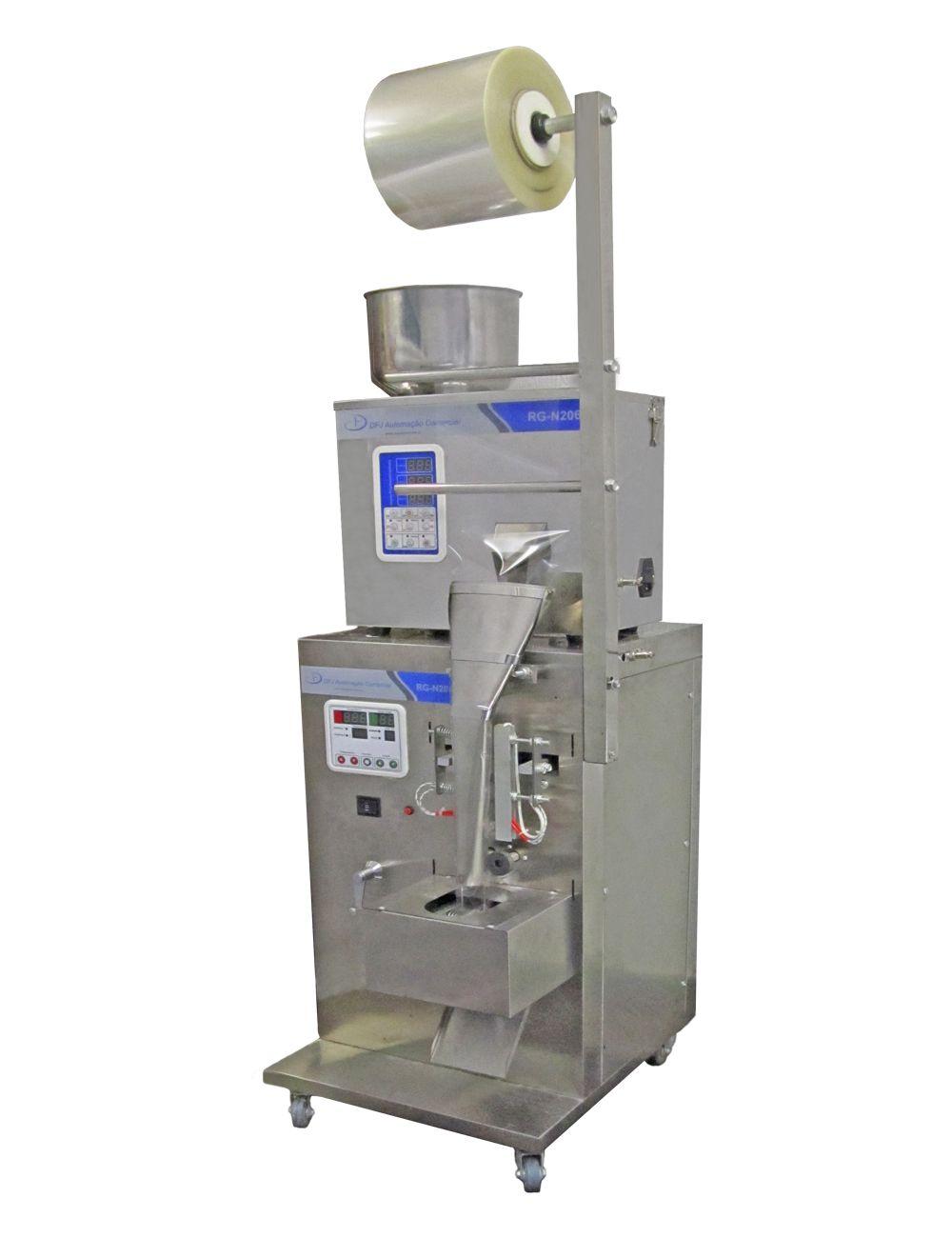 Dosadora e Empacotadora Automática RG-N206