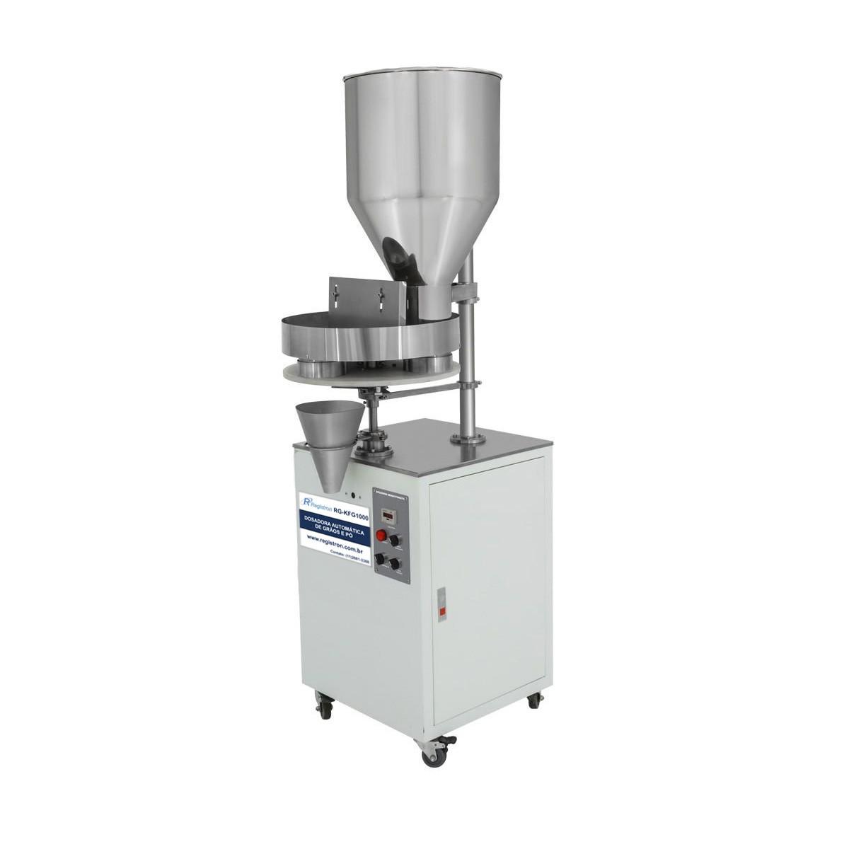 Dosadora Volumétrica Automática RG-KFG1000