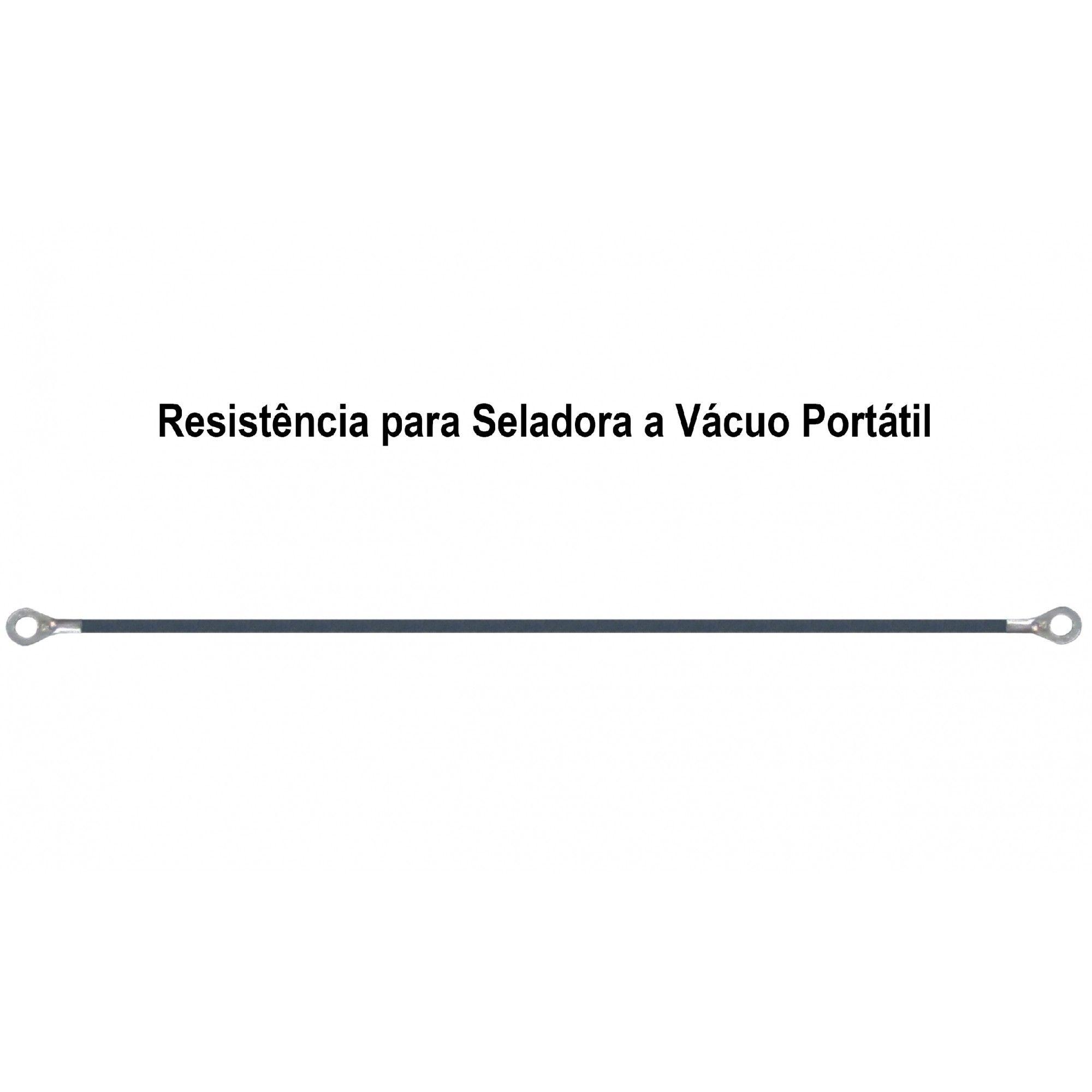 Resistência Seladora a Vácuo Portátil RG-300A / RG-300B / RG-300PLUS