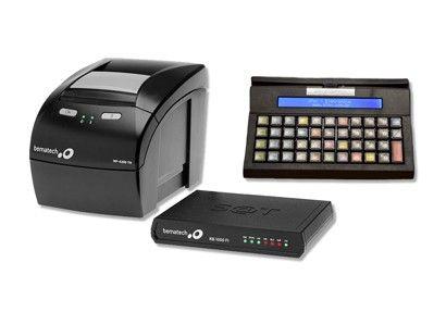 SAT Fiscal + Impressora MP-4200 TH + Teclado Expert