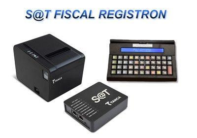 SAT Fiscal TS-1000 + Impressora TP-650 + Teclado Ifox TC-Expert