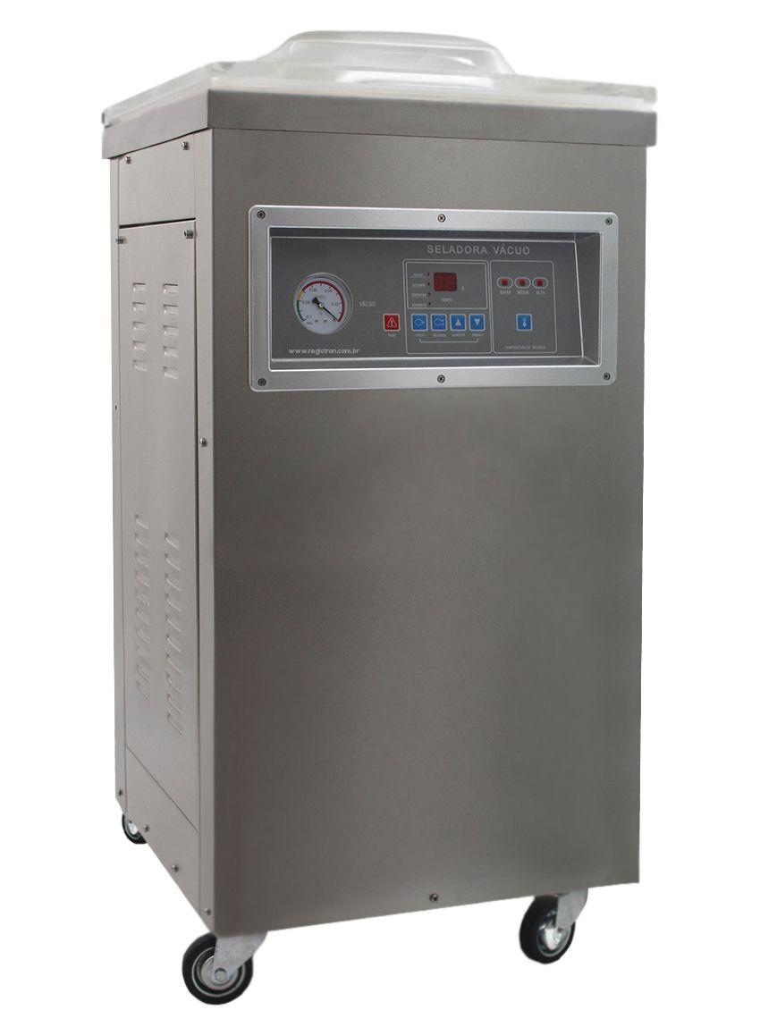Seladora a Vácuo com Injeção de Gás RG-DZQ400 2D