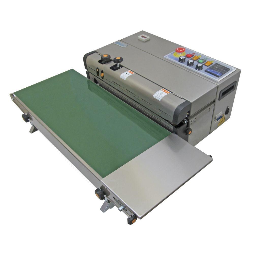 Seladora Automática Contínua em Inox Horizontal RG-1000L