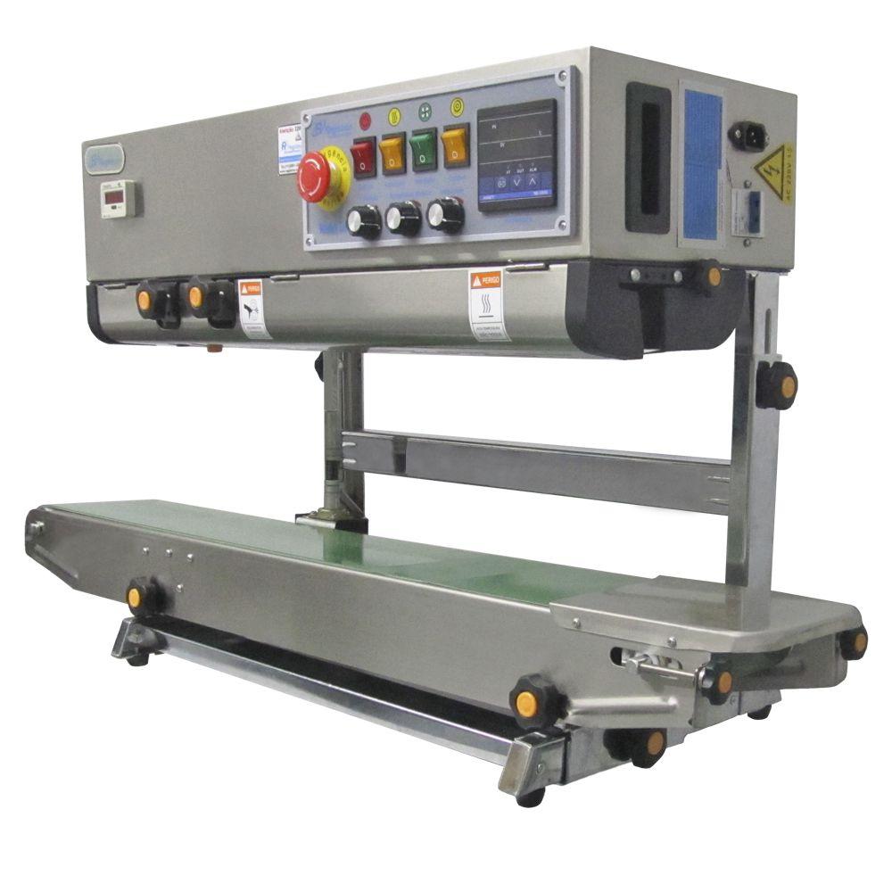 Seladora Automática 1000V com Mesa Regulável