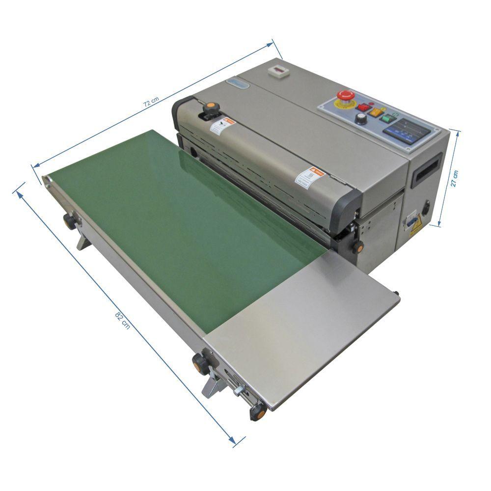 Seladora Automática 900L