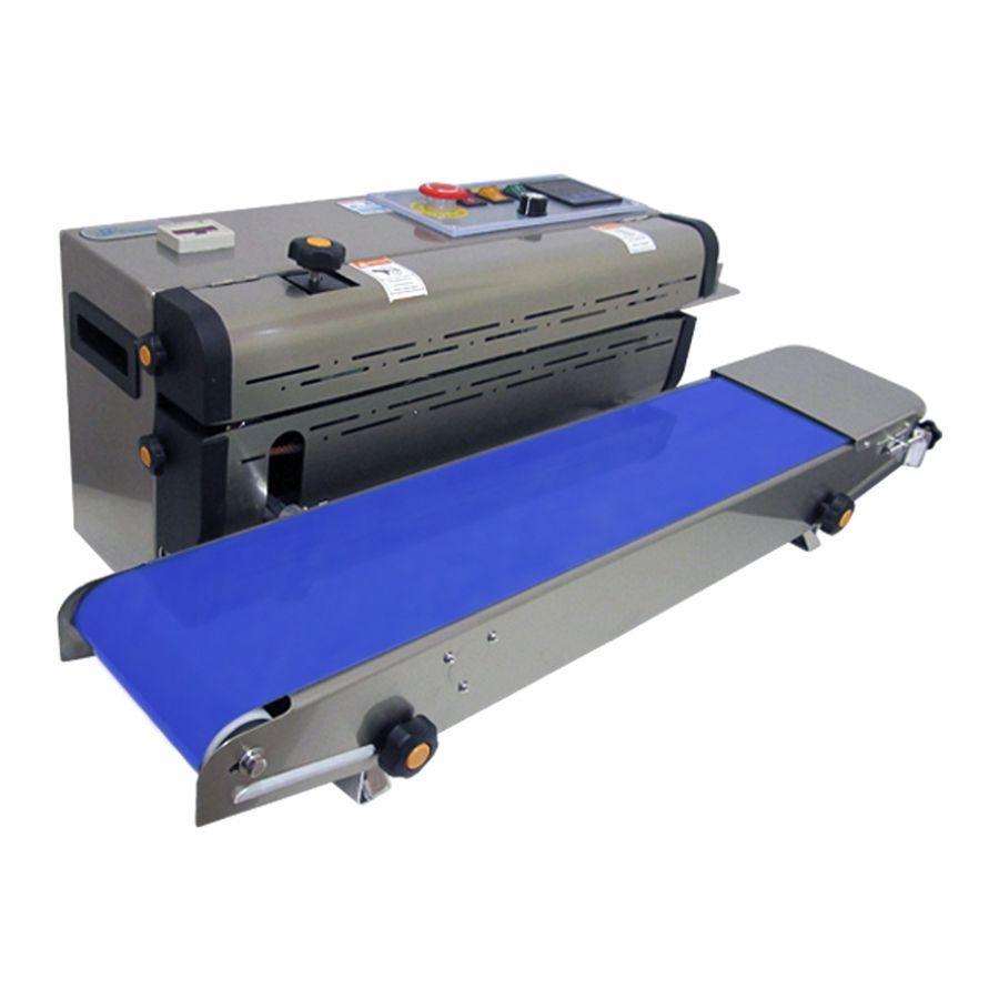 Seladora Automática Contínua em Inox Horizontal RG-900S