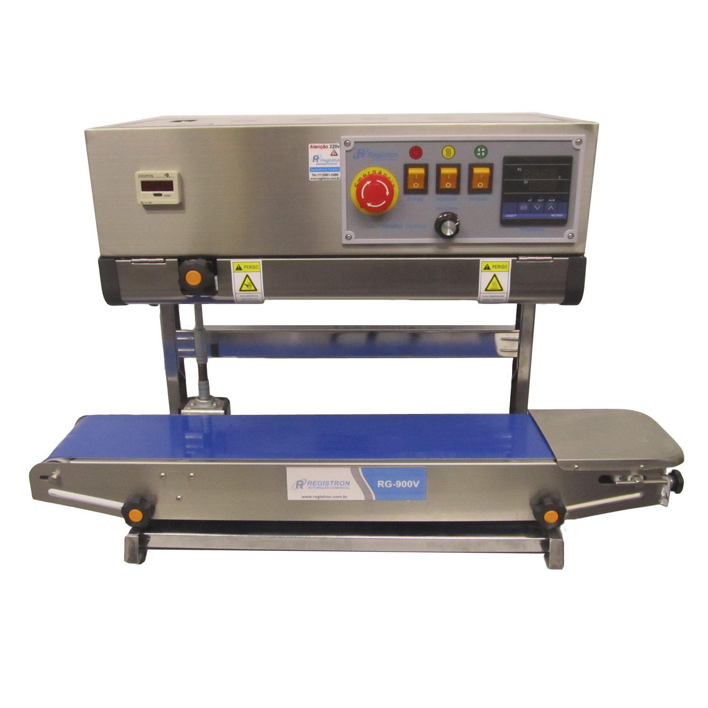 Seladora Automática 900V - Vertical