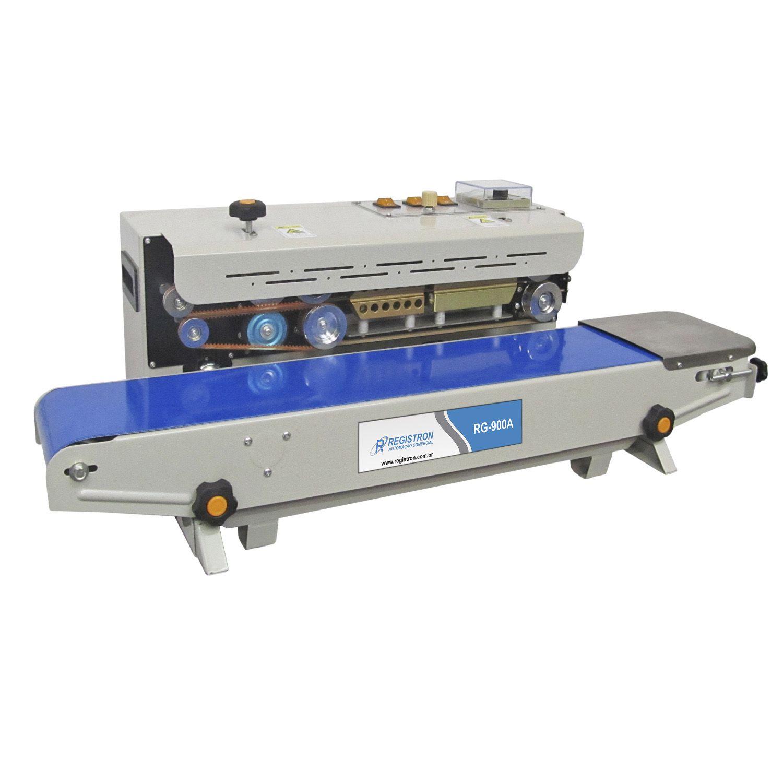 Seladora Automática Contínua Horizontal RG-900A