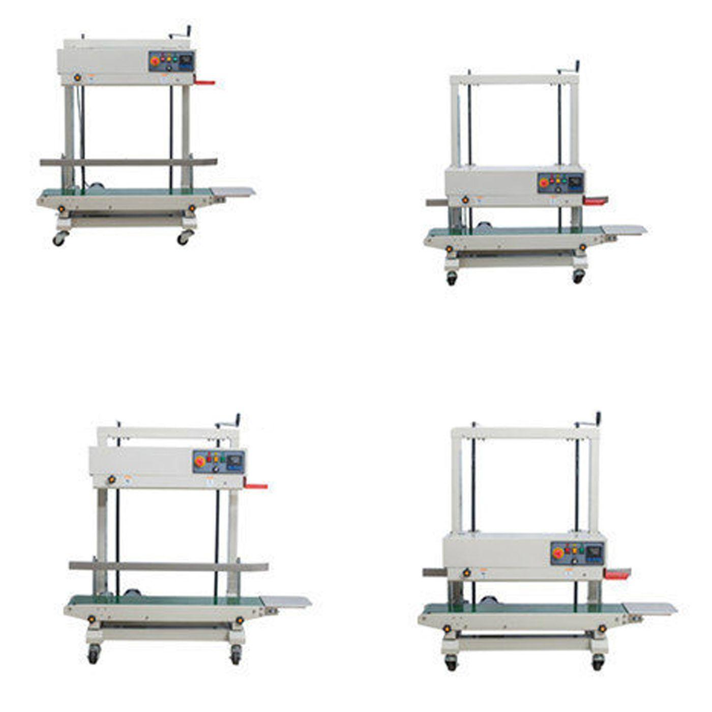 Seladora Automática Contínua RG-1100V (Vertical)