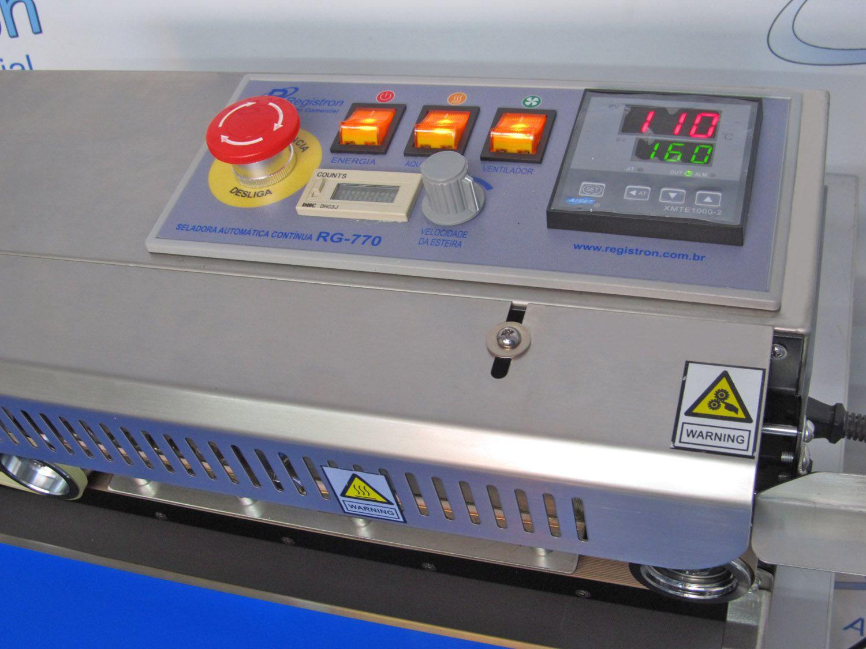 Seladora Automática Contínua RG-770