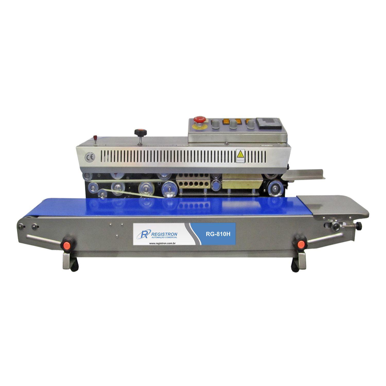 Seladora Automática Contínua RG-810H