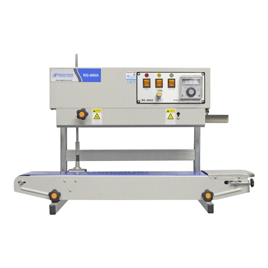 Seladora Automática Contínua Vertical RG-900A