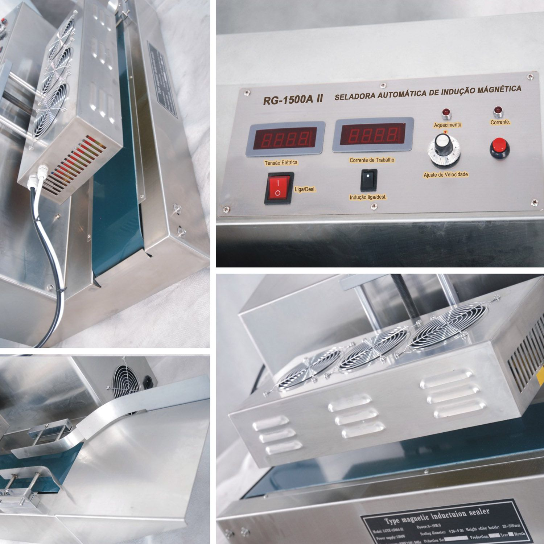 Seladora de Indução Automática RG-1500A II