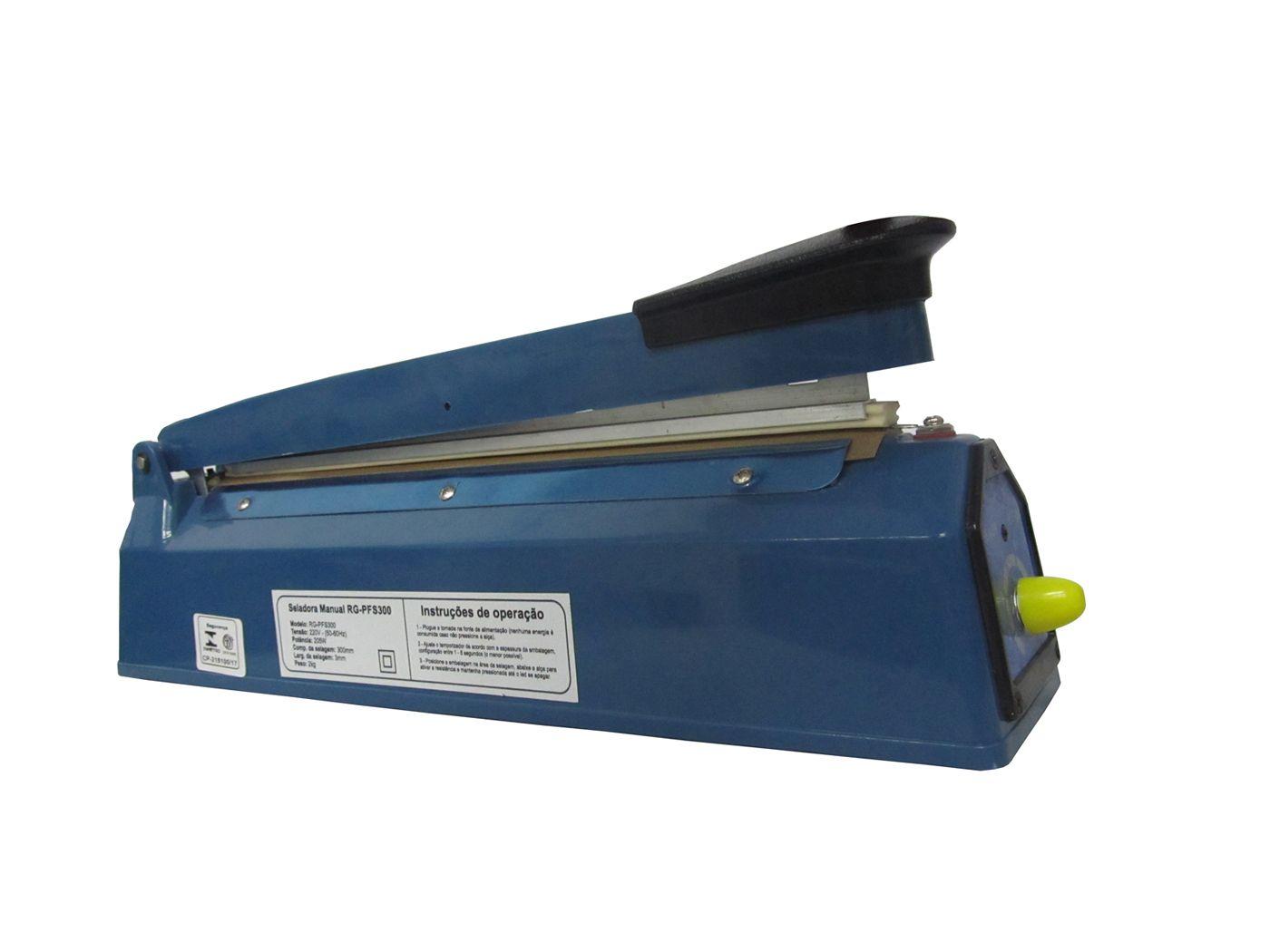 Seladora Manual RG-PFS300 - 220V