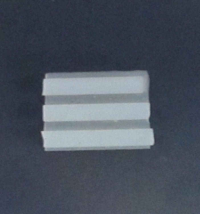 Silicone para Dígitos no Cabeçote do Datador