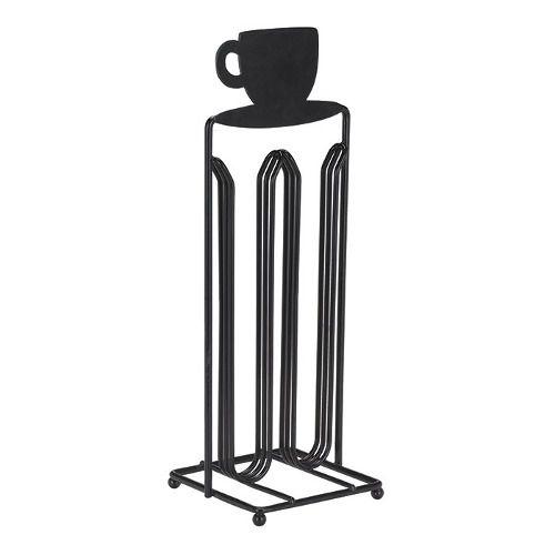 Porta Cápsulas Nespresso Para 28 Cápsulas Cafés - Em Aço