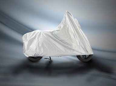 Capa Para Moto Ou Scooter Até 500cc Lisa