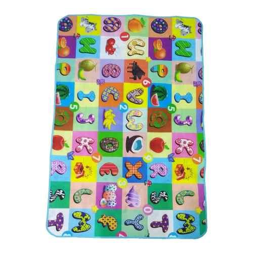 Tapete De Atividades Tatame Infantil 1,80x1,15 Coloridos