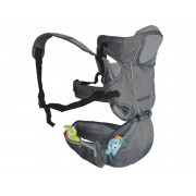 Canguru Carregador de Bebê  6X1 Koala C/ Assento Color Baby