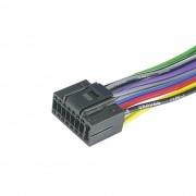 Chicote Conector Plug Para Rádio Kenwood