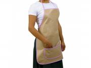 Kit 03 Avental Lanchonete Cozinha Churrasqueiro Liso