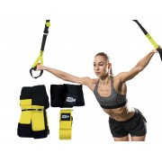 Kit Fita Treino Suspenso Funcional Pilates Em Casa Academia