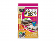 Saco A Vacuo Premium Vac Bag Organizador Extra Grande 80x100