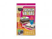 Saco À Vácuo Premium Vacbag Organizador Roupas Grande 55x90