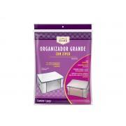Saco Organizador Premium Closet Edredon C/ Ziper