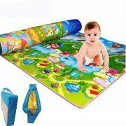 Tapete de Atividades Infantil Dupla Face 1,80x1,20m Anti Térmico