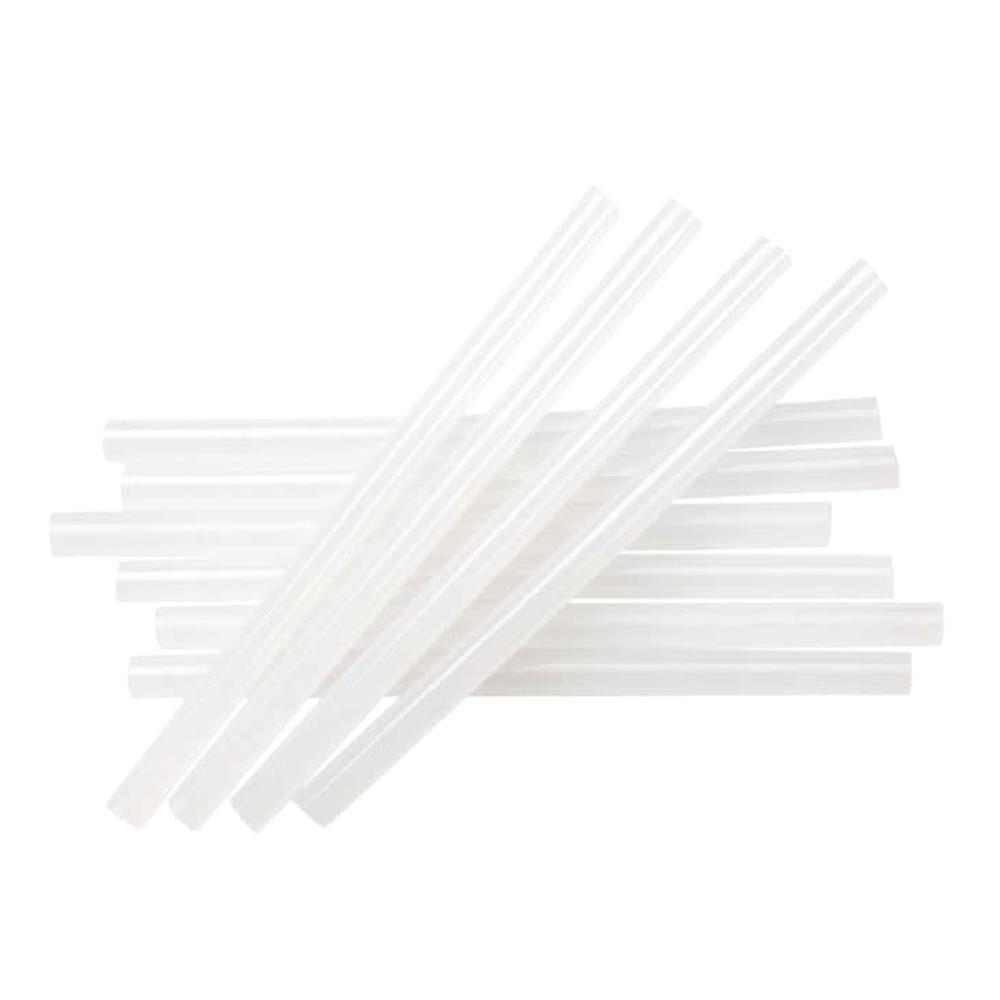 3KG Refil Bastão Cola Quente Transparente Fino 7,5mm