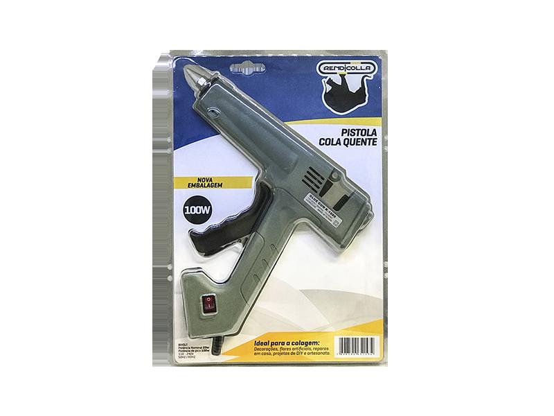 Aplicador Pistola Cola Quente Profissional K1000 Rendicolla