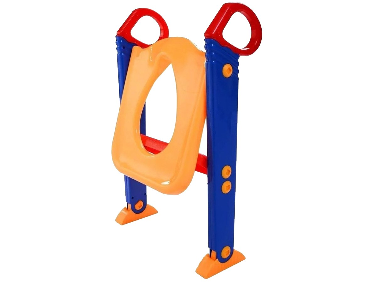 Assento Redutor Infantil Escada Vaso Sanitário Troninho