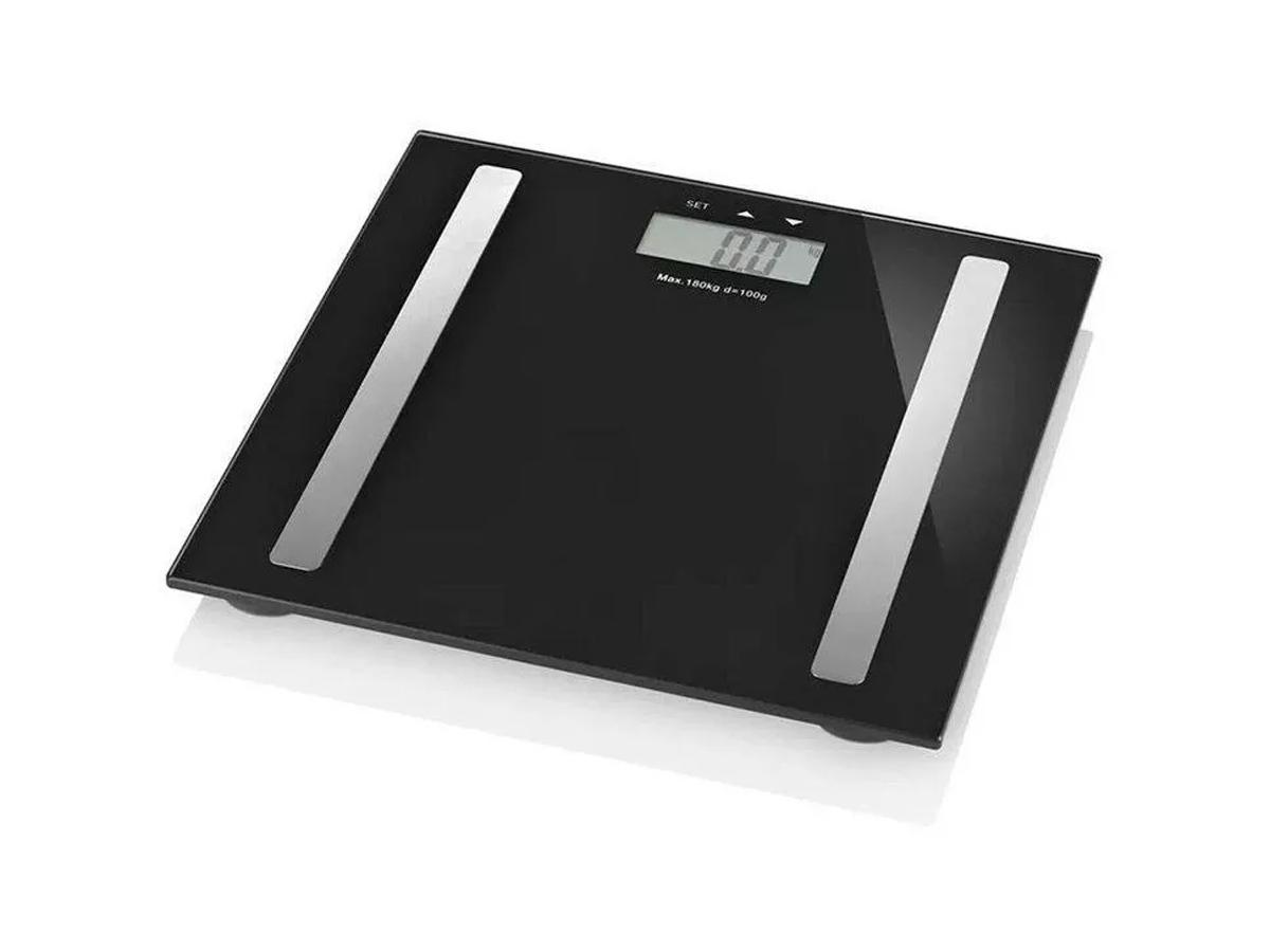 Balança de Bioimpedância Digital Peso Corporal até 180Kg
